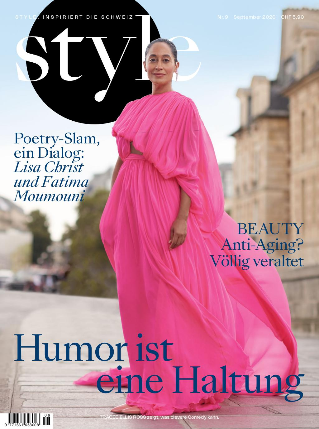 Style Magazin Cover