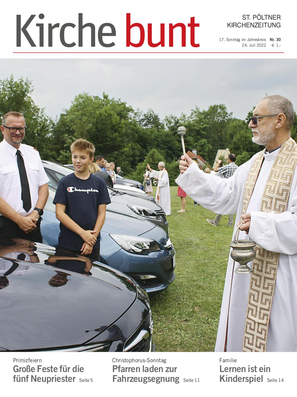 Niederösterreich | Kirche bunt