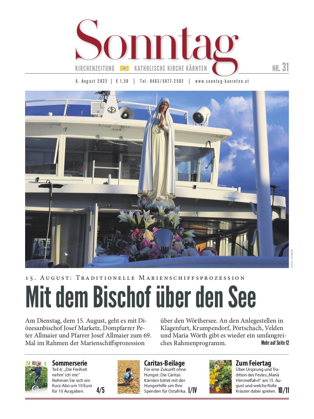 Kärnten | Sonntag